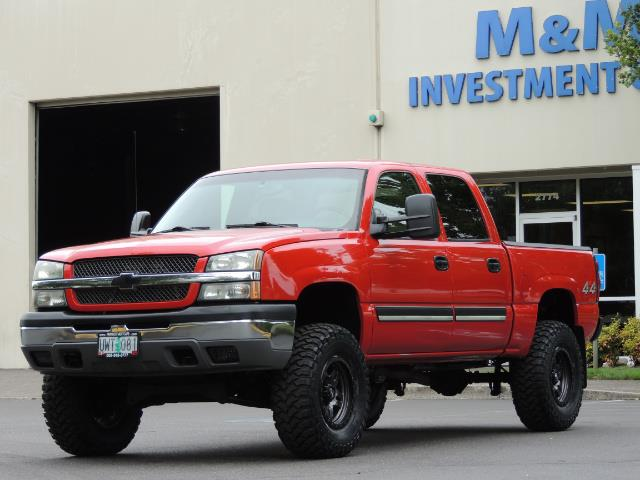 2005 Chevrolet Silverado 1500 LS 4dr Crew Cab / 4X4 / Z71 OFF RD / LIFTED LIFTED - Photo 43 - Portland, OR 97217
