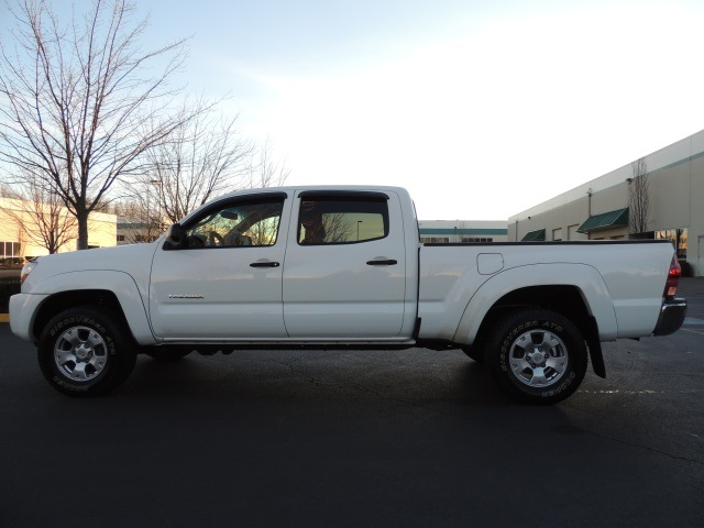 2008 toyota tacoma v6 4x4 double cab long bed 1 owner. Black Bedroom Furniture Sets. Home Design Ideas