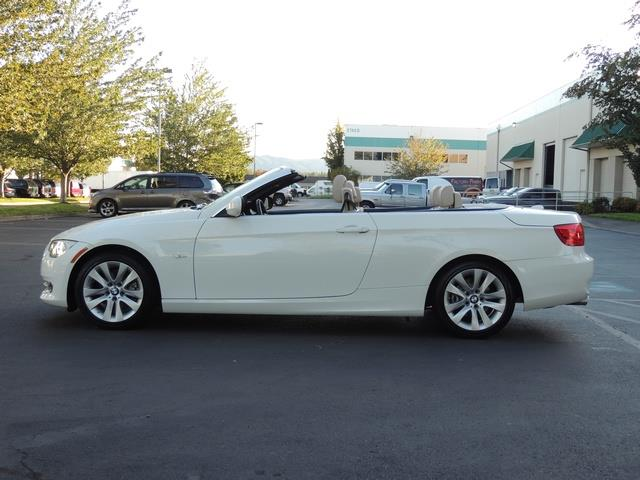 2013 Bmw 328i Hard Top Convertible Sulev Navigation