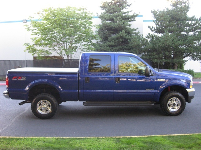 2003 ford f 350 super duty lariat 4wd 7 3l diesel 73k miles. Black Bedroom Furniture Sets. Home Design Ideas