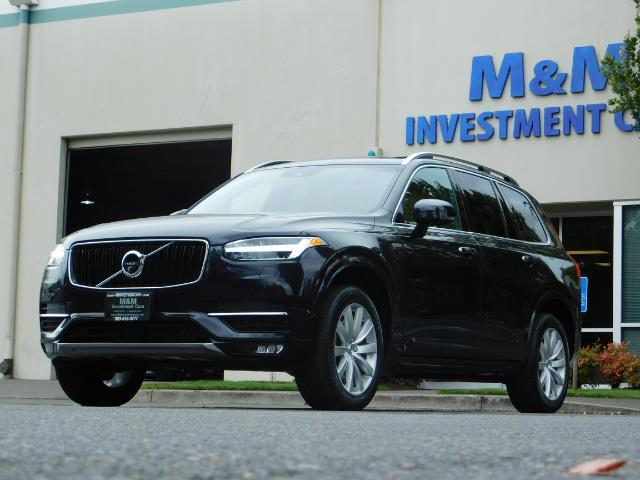 2017 Volvo XC90 T6 Momentum / AWD / 3RD SEAT / PARK ASSIST PILOT - Photo 50 - Portland, OR 97217