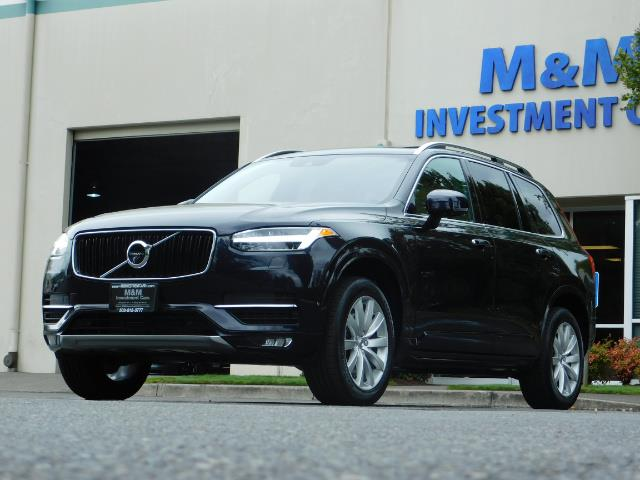 2017 Volvo XC90 T6 Momentum / AWD / 3RD SEAT / PARK ASSIST PILOT - Photo 51 - Portland, OR 97217