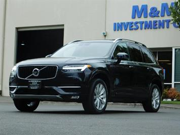 2017 Volvo XC90 T6 Momentum / AWD / 3RD SEAT / PARK ASSIST PILOT SUV