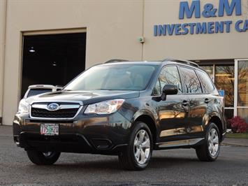 2016 Subaru Forester 2.5i Premium / AWD / PANORAMA ROOF /BACK UP CAMERA Wagon