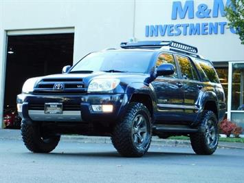 2004 Toyota 4Runner Sport Edition 4WD / V8 4.7 L / 114K MLS / LIFTED ! SUV