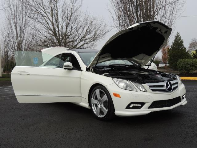 2010 Mercedes-Benz E550 COUPE / FULLY LOADED !! - Photo 24 - Portland, OR 97217