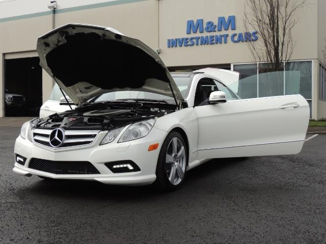 2010 Mercedes-Benz E550 COUPE / FULLY LOADED !! - Photo 21 - Portland, OR 97217