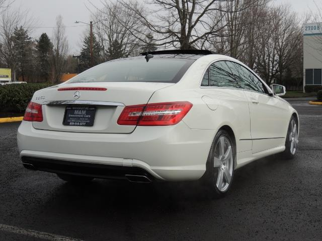 2010 Mercedes-Benz E550 COUPE / FULLY LOADED !! - Photo 8 - Portland, OR 97217