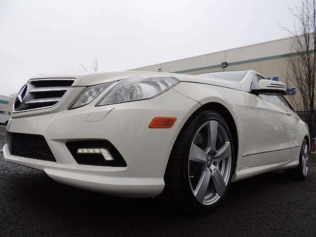 2010 Mercedes-Benz E550 COUPE / FULLY LOADED !! - Photo 9 - Portland, OR 97217