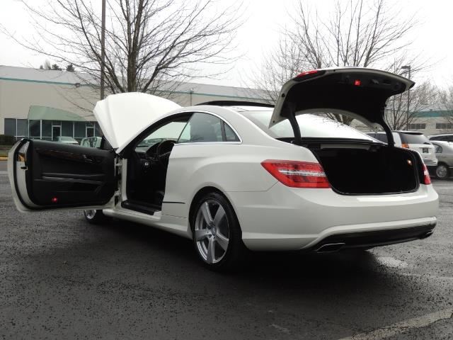 2010 Mercedes-Benz E550 COUPE / FULLY LOADED !! - Photo 25 - Portland, OR 97217
