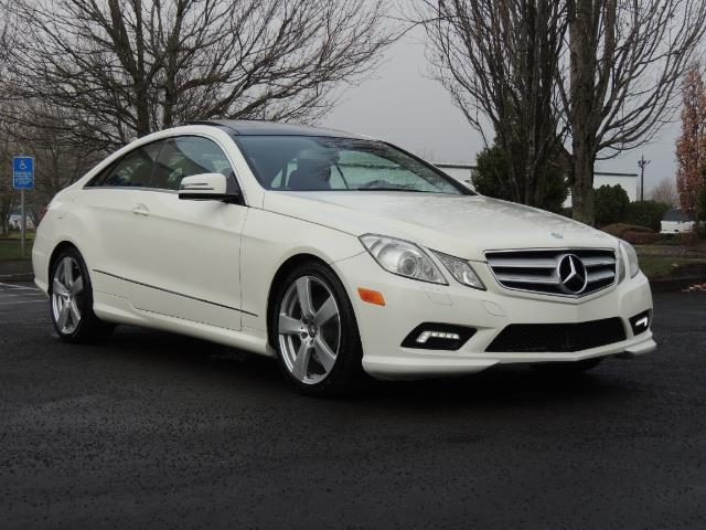 2010 Mercedes-Benz E550 COUPE / FULLY LOADED !! - Photo 2 - Portland, OR 97217