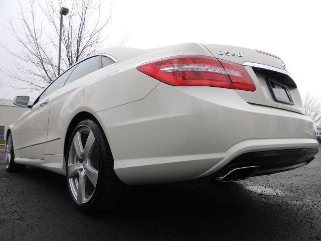 2010 Mercedes-Benz E550 COUPE / FULLY LOADED !! - Photo 12 - Portland, OR 97217