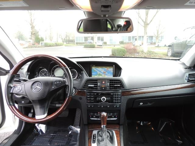 2010 Mercedes-Benz E550 COUPE / FULLY LOADED !! - Photo 18 - Portland, OR 97217