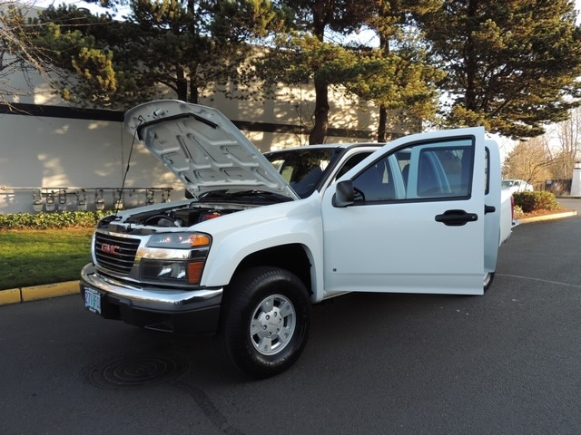 2007 gmc canyon sle 4wd crew cab 5cyl excel cond. Black Bedroom Furniture Sets. Home Design Ideas