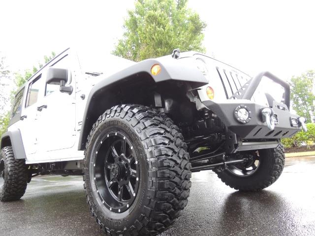 2013 Jeep Wrangler Unlimited Sport / 4X4 / Hard Top / LIFTED LIFTED - Photo 10 - Portland, OR 97217