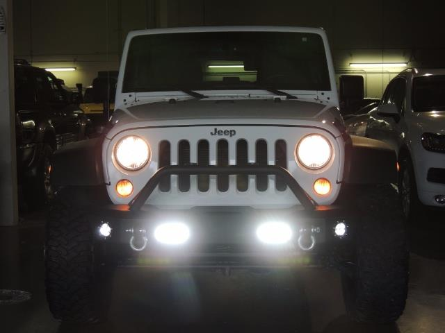 2013 Jeep Wrangler Unlimited Sport / 4X4 / Hard Top / LIFTED LIFTED - Photo 21 - Portland, OR 97217
