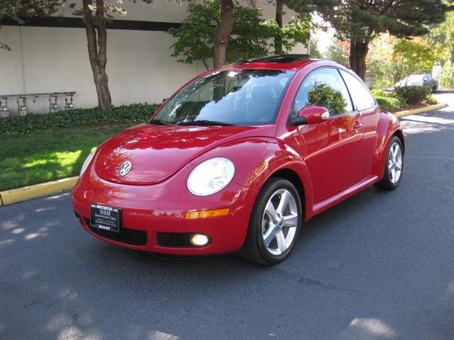2006 Volkswagen Beetle Tdi 4cyl Turbo Diesel Auto