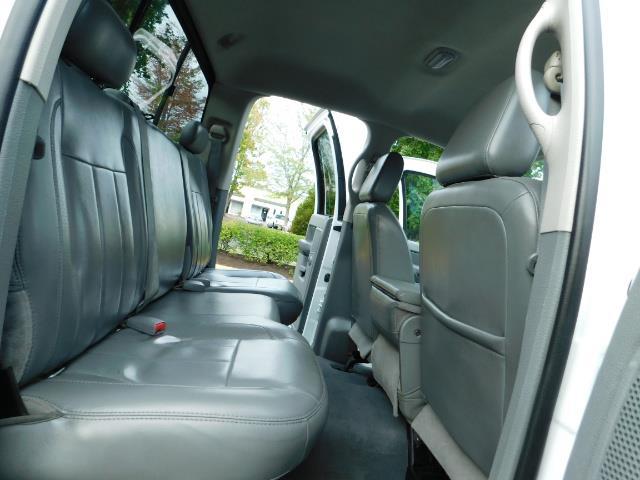 2007 Dodge Ram 2500 LARAMIE / 4X4 / HO 5.9 L CUMMINS DIESEL / LIFTED ! - Photo 16 - Portland, OR 97217