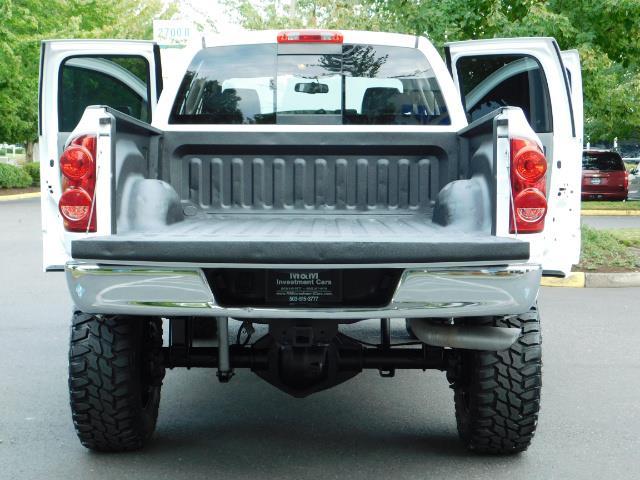 2007 Dodge Ram 2500 LARAMIE / 4X4 / HO 5.9 L CUMMINS DIESEL / LIFTED ! - Photo 27 - Portland, OR 97217