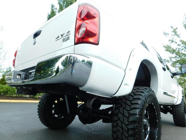 2007 Dodge Ram 2500 LARAMIE / 4X4 / HO 5.9 L CUMMINS DIESEL / LIFTED ! - Photo 12 - Portland, OR 97217