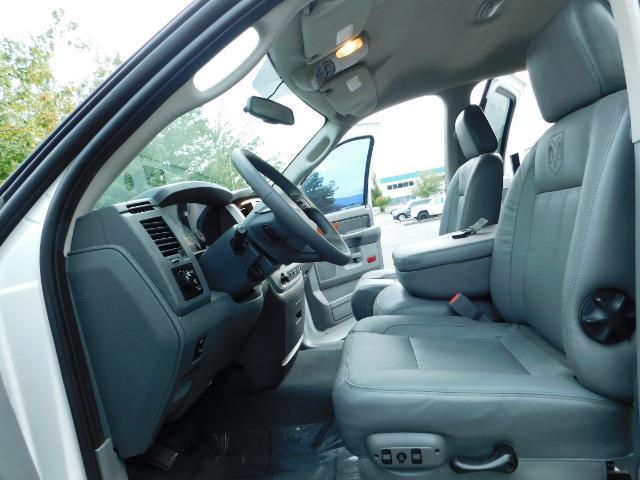 2007 Dodge Ram 2500 LARAMIE / 4X4 / HO 5.9 L CUMMINS DIESEL / LIFTED ! - Photo 14 - Portland, OR 97217