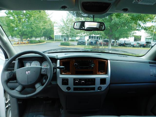 2007 Dodge Ram 2500 LARAMIE / 4X4 / HO 5.9 L CUMMINS DIESEL / LIFTED ! - Photo 32 - Portland, OR 97217