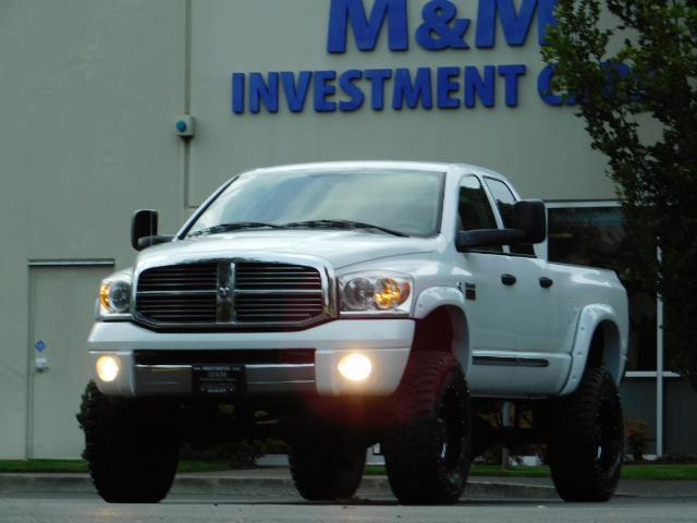 2007 Dodge Ram 2500 LARAMIE / 4X4 / HO 5.9 L CUMMINS DIESEL / LIFTED ! - Photo 40 - Portland, OR 97217
