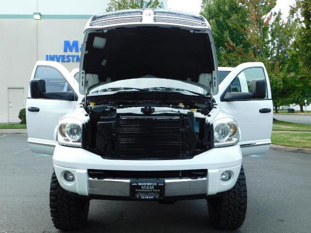 2007 Dodge Ram 2500 LARAMIE / 4X4 / HO 5.9 L CUMMINS DIESEL / LIFTED ! - Photo 30 - Portland, OR 97217
