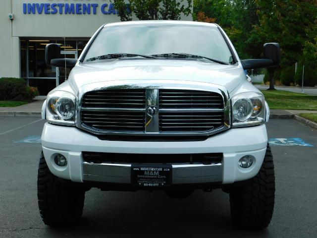 2007 Dodge Ram 2500 LARAMIE / 4X4 / HO 5.9 L CUMMINS DIESEL / LIFTED ! - Photo 5 - Portland, OR 97217