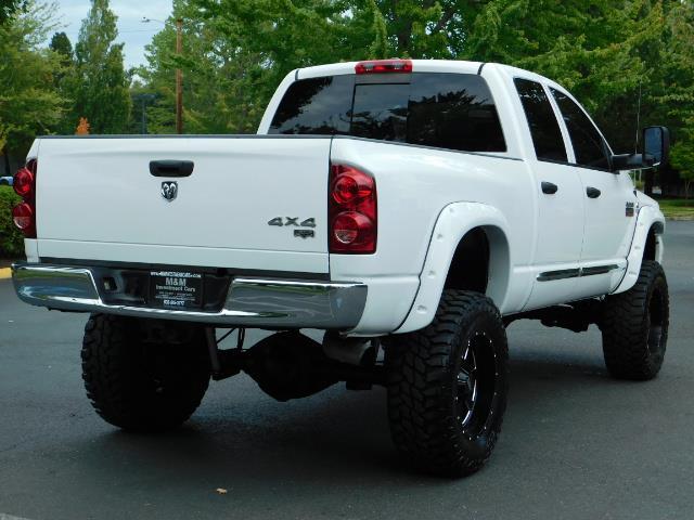 2007 Dodge Ram 2500 LARAMIE / 4X4 / HO 5.9 L CUMMINS DIESEL / LIFTED ! - Photo 8 - Portland, OR 97217