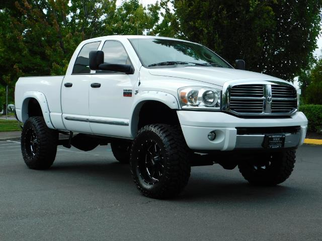 2007 Dodge Ram 2500 LARAMIE / 4X4 / HO 5.9 L CUMMINS DIESEL / LIFTED ! - Photo 2 - Portland, OR 97217
