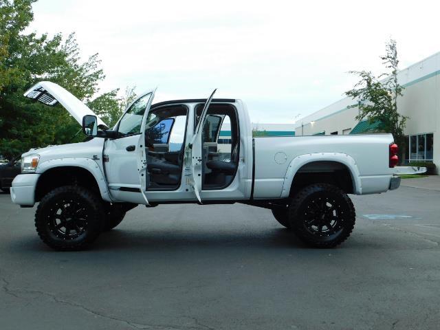 2007 Dodge Ram 2500 LARAMIE / 4X4 / HO 5.9 L CUMMINS DIESEL / LIFTED ! - Photo 19 - Portland, OR 97217