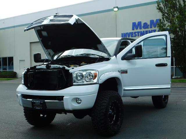 2007 Dodge Ram 2500 LARAMIE / 4X4 / HO 5.9 L CUMMINS DIESEL / LIFTED ! - Photo 25 - Portland, OR 97217