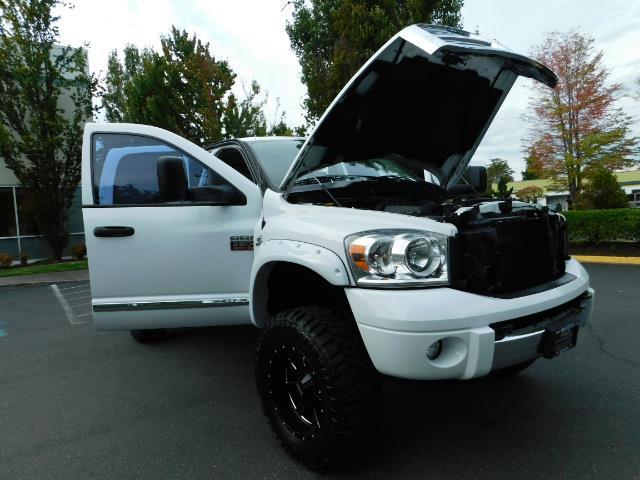 2007 Dodge Ram 2500 LARAMIE / 4X4 / HO 5.9 L CUMMINS DIESEL / LIFTED ! - Photo 29 - Portland, OR 97217