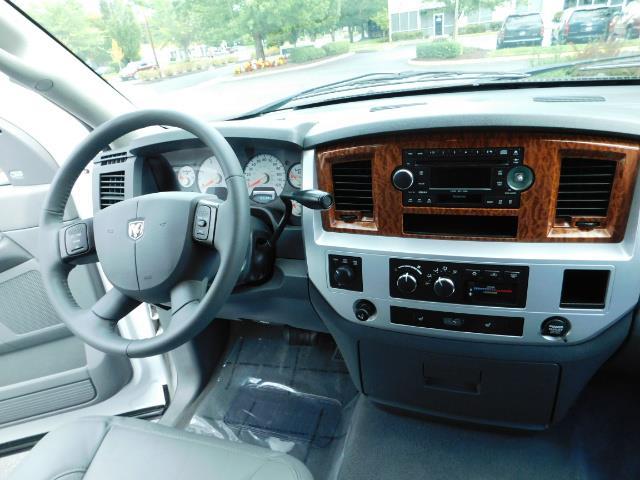 2007 Dodge Ram 2500 LARAMIE / 4X4 / HO 5.9 L CUMMINS DIESEL / LIFTED ! - Photo 34 - Portland, OR 97217