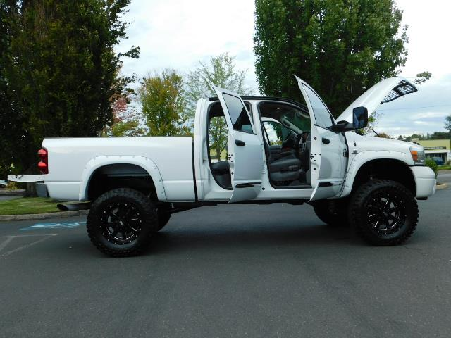 2007 Dodge Ram 2500 LARAMIE / 4X4 / HO 5.9 L CUMMINS DIESEL / LIFTED ! - Photo 20 - Portland, OR 97217