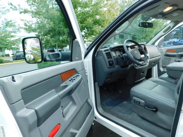 2007 Dodge Ram 2500 LARAMIE / 4X4 / HO 5.9 L CUMMINS DIESEL / LIFTED ! - Photo 13 - Portland, OR 97217