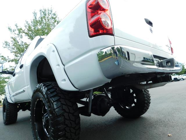2007 Dodge Ram 2500 LARAMIE / 4X4 / HO 5.9 L CUMMINS DIESEL / LIFTED ! - Photo 11 - Portland, OR 97217