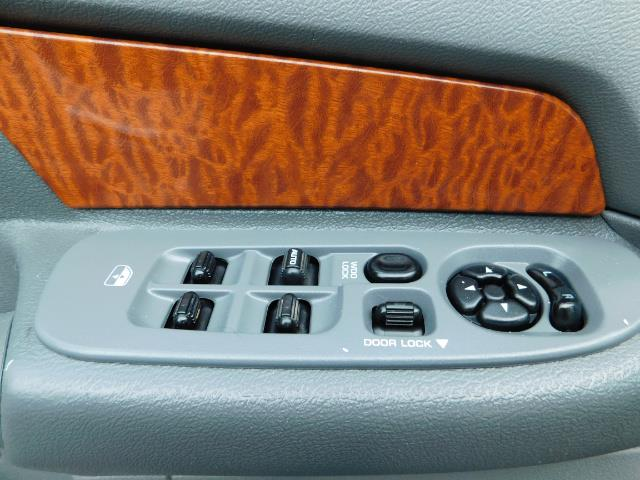 2007 Dodge Ram 2500 LARAMIE / 4X4 / HO 5.9 L CUMMINS DIESEL / LIFTED ! - Photo 31 - Portland, OR 97217