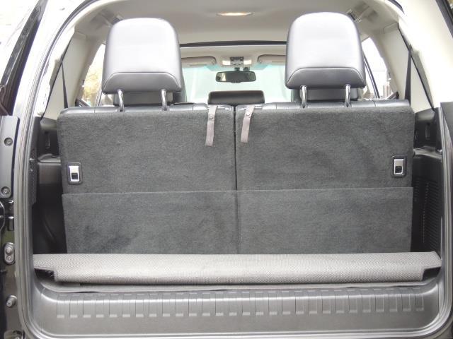 2010 Lexus GX 460 PREMIUM AWD NAVi CAMERA POWER 3RD Seats - Photo 36 - Portland, OR 97217