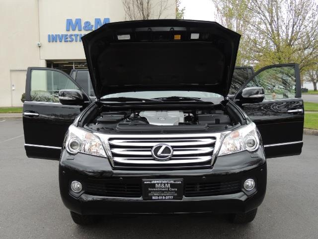 2010 Lexus GX 460 PREMIUM AWD NAVi CAMERA POWER 3RD Seats - Photo 39 - Portland, OR 97217