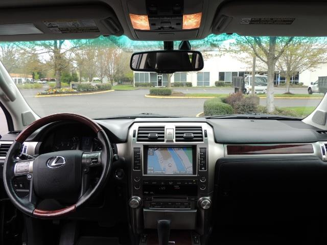 2010 Lexus GX 460 PREMIUM AWD NAVi CAMERA POWER 3RD Seats - Photo 27 - Portland, OR 97217