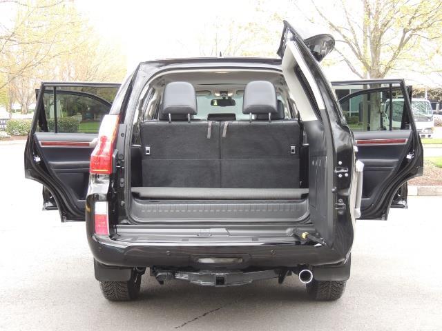 2010 Lexus GX 460 PREMIUM AWD NAVi CAMERA POWER 3RD Seats - Photo 35 - Portland, OR 97217