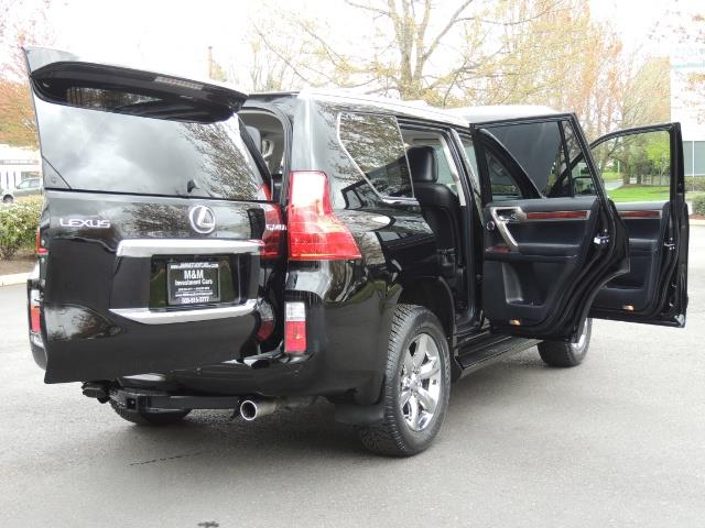 2010 Lexus GX 460 PREMIUM AWD NAVi CAMERA POWER 3RD Seats - Photo 37 - Portland, OR 97217