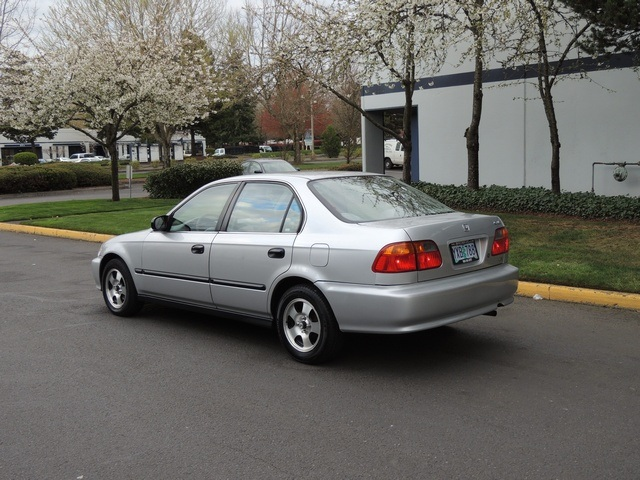 1999 honda civic lx 4cyl 5 speed manual excel cond