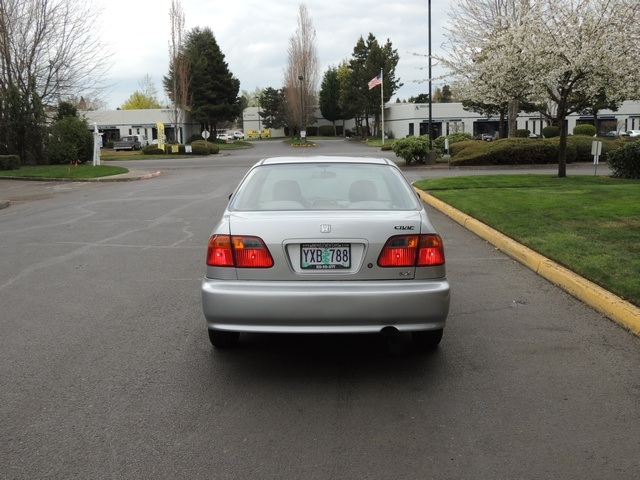Honda Dealership Portland >> 1999 Honda Civic LX/ 4Cyl/ 5-Speed manual / Excel Cond