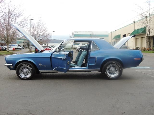 1968 Ford Mustang V8 / Restored / Excel Cond - Photo 32 - Portland, OR 97217