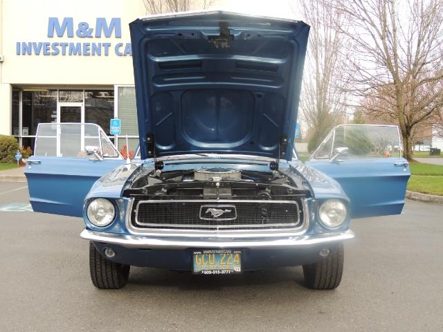 1968 Ford Mustang V8 / Restored / Excel Cond - Photo 26 - Portland, OR 97217