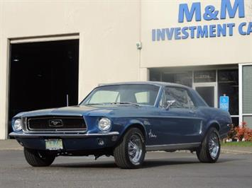 1968 Ford Mustang V8 / Restored / Excel Cond Coupe