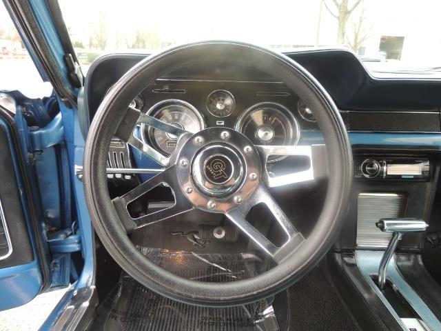 1968 Ford Mustang V8 / Restored / Excel Cond - Photo 18 - Portland, OR 97217